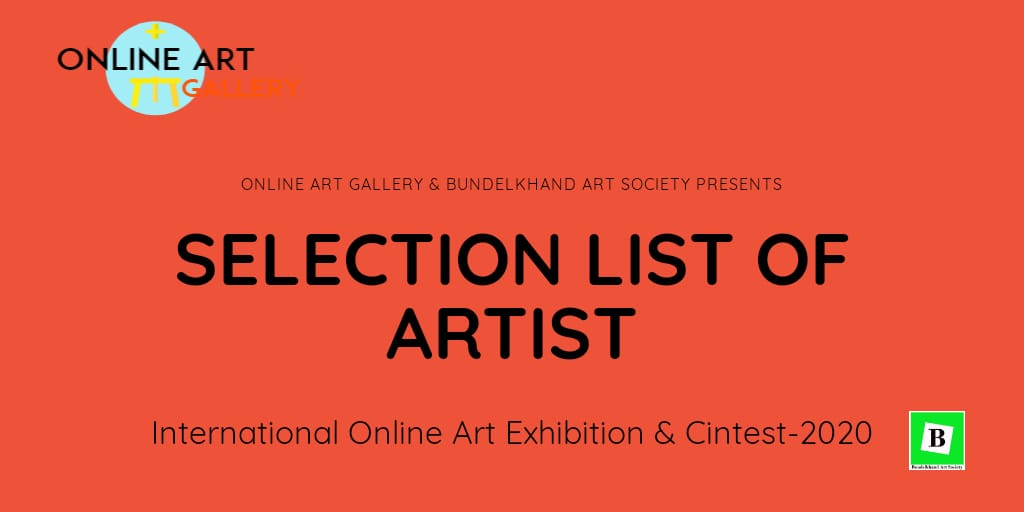 List Of Junior Category For Online Art Exhibition