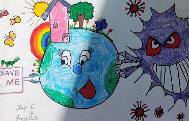 Junior International Online Art Exhibition & Contest